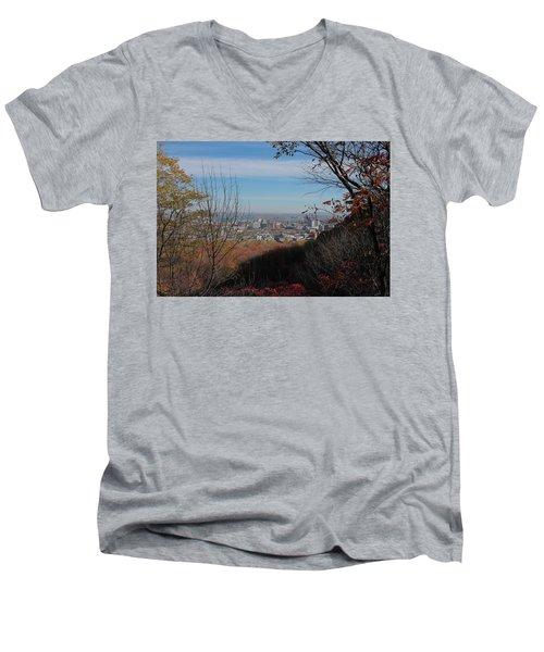 Montreal Men's V-Neck T-Shirt
