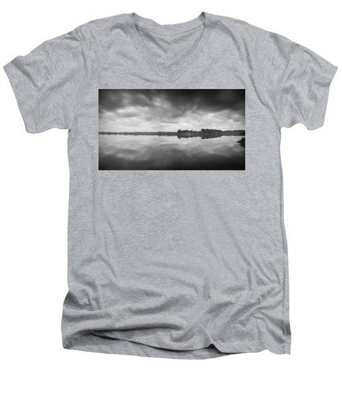 Mood Is Key Men's V-Neck T-Shirt