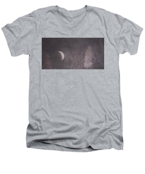 Moon And Friends Men's V-Neck T-Shirt