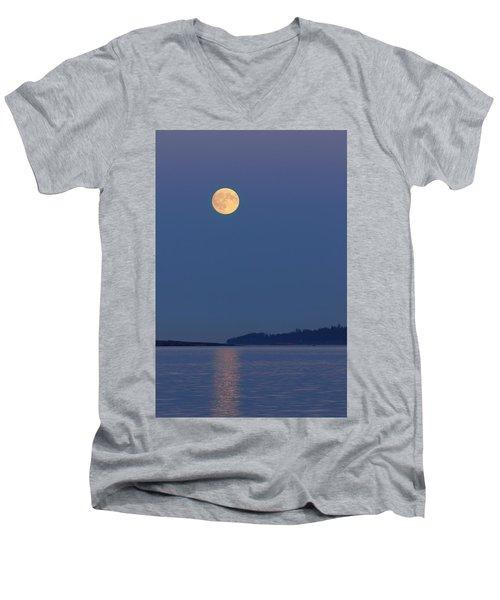 Moonlight - 365-224 Men's V-Neck T-Shirt