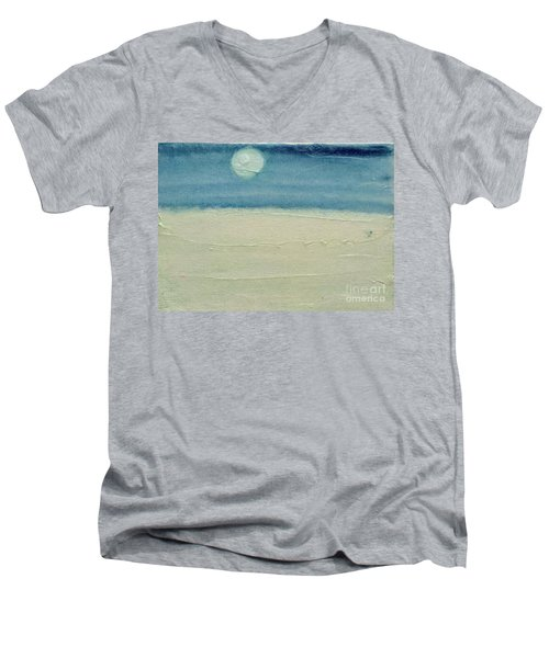 Moonshadow Men's V-Neck T-Shirt