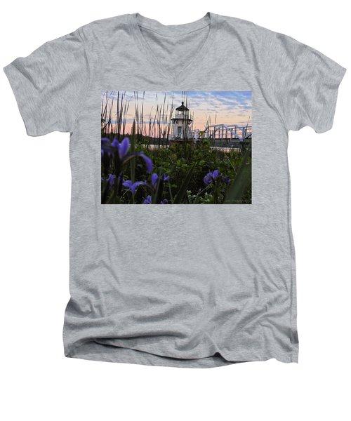 Morning Beauties Men's V-Neck T-Shirt
