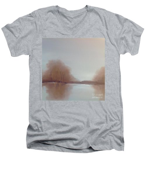 Morning Chill Men's V-Neck T-Shirt