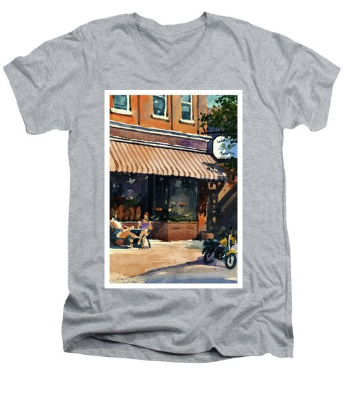 Morning Cuppa Joe Men's V-Neck T-Shirt