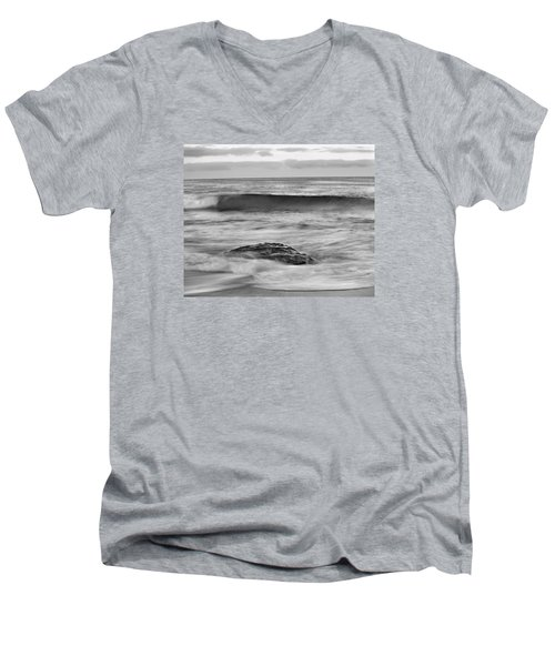 Morning Flow Men's V-Neck T-Shirt