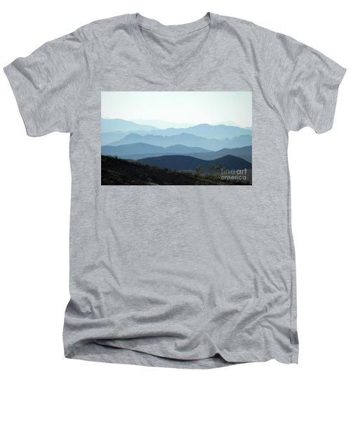 Morning Haze Men's V-Neck T-Shirt