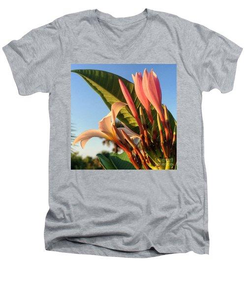 Morning Heaven Men's V-Neck T-Shirt