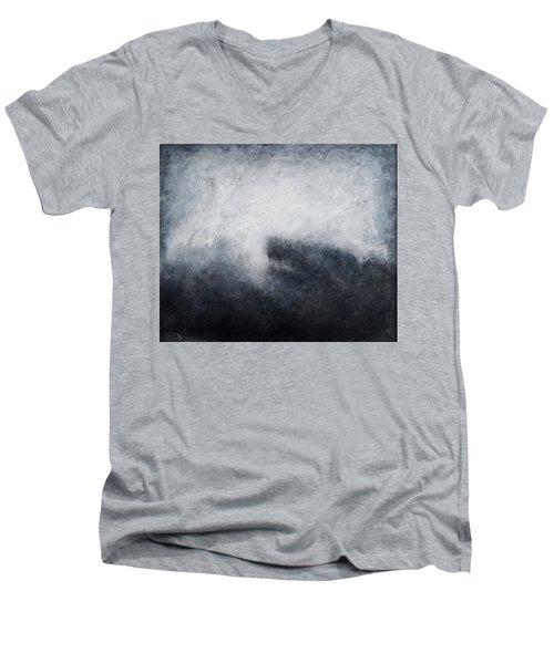 Morning Mist 1 Men's V-Neck T-Shirt