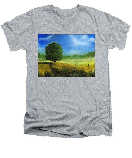 Morning Shade Men's V-Neck T-Shirt