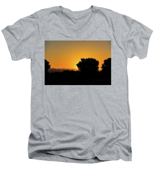 Morning Sunshine Men's V-Neck T-Shirt