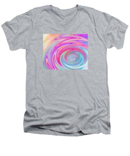 Morning Thoughts Men's V-Neck T-Shirt