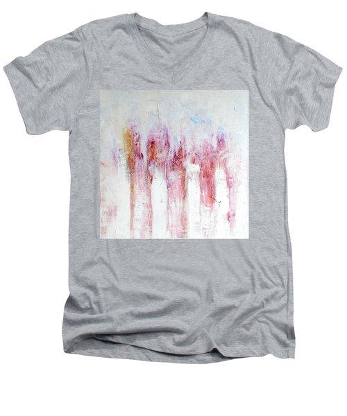Moscow Men's V-Neck T-Shirt