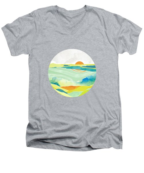 Moss Hills Men's V-Neck T-Shirt