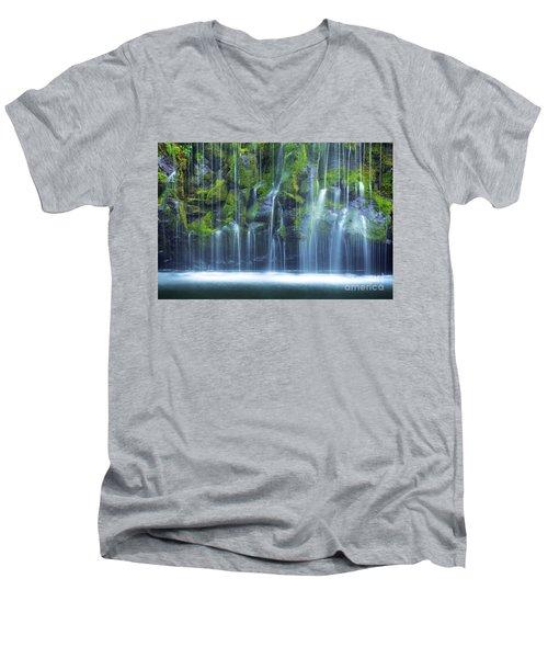 Mossbrae Falls - 05 Men's V-Neck T-Shirt