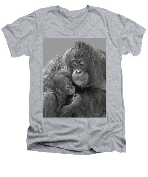Motherhood 10 Men's V-Neck T-Shirt
