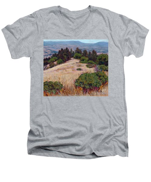 Mountain Meadow Men's V-Neck T-Shirt