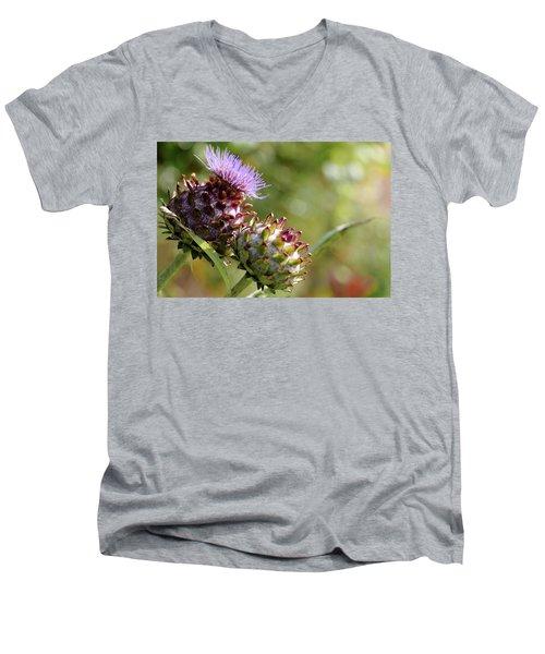 Mr And Mrs Thistle  Men's V-Neck T-Shirt