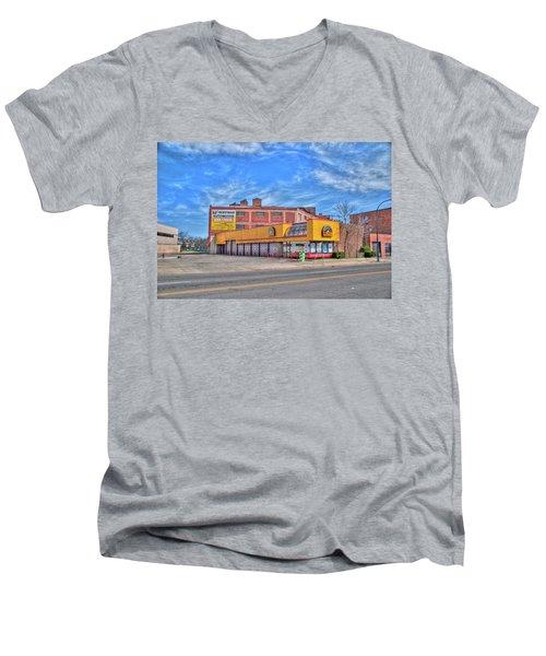 Mr Tire 15117 Men's V-Neck T-Shirt