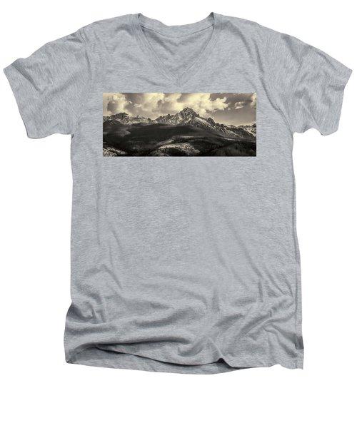 Mt. Sneffels Men's V-Neck T-Shirt
