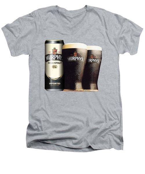 Murphys Irish Stout 2 Men's V-Neck T-Shirt
