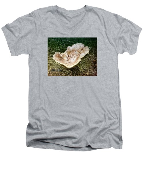 Mushroom  1 Men's V-Neck T-Shirt