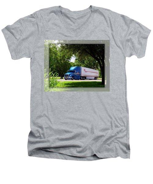 Mvt #4 Men's V-Neck T-Shirt