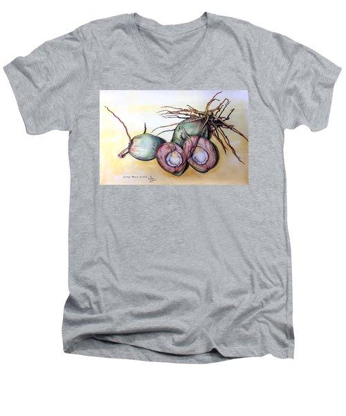 My Coconuts Men's V-Neck T-Shirt