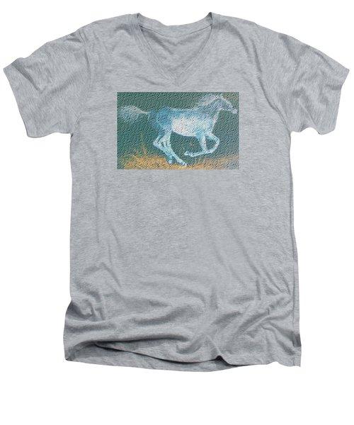 My Dream Men's V-Neck T-Shirt