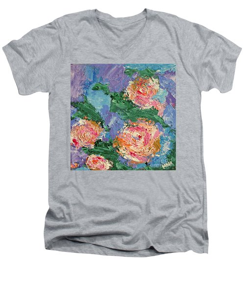 My Father's Roses Men's V-Neck T-Shirt
