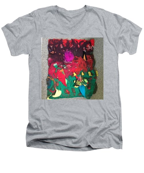 My Favorite Things Men's V-Neck T-Shirt