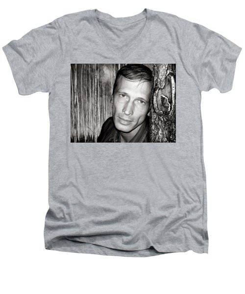 My Friend Vladimir Men's V-Neck T-Shirt