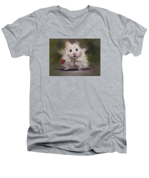 My Gift To You Men's V-Neck T-Shirt by Billie Colson