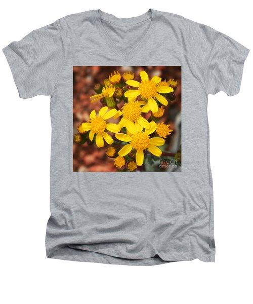 My Happy Place Men's V-Neck T-Shirt
