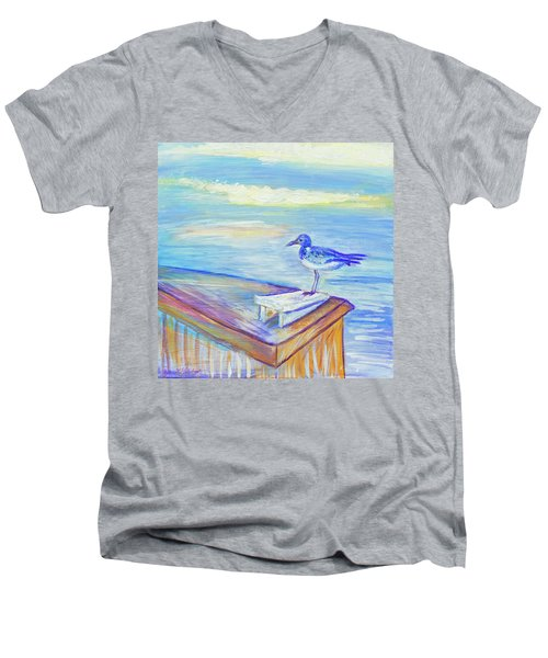 My Tern 3 Men's V-Neck T-Shirt