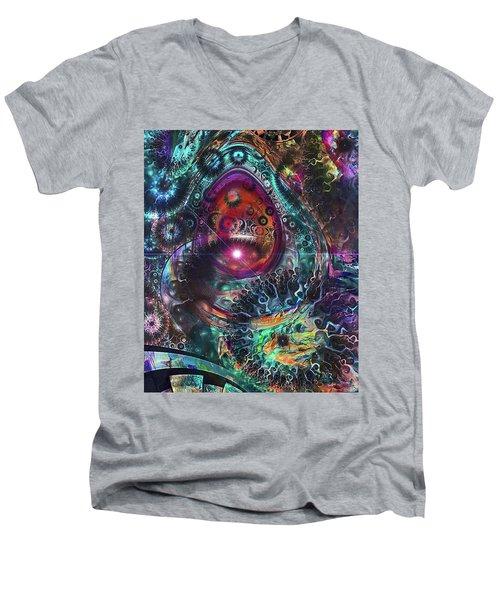 Mystical Dimensions Men's V-Neck T-Shirt