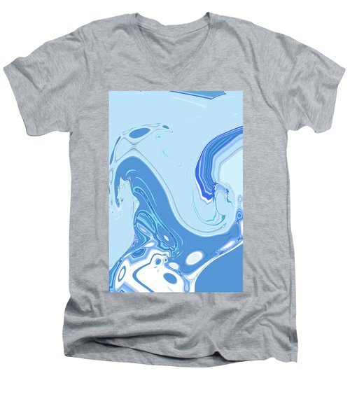 Mythic Coast Men's V-Neck T-Shirt