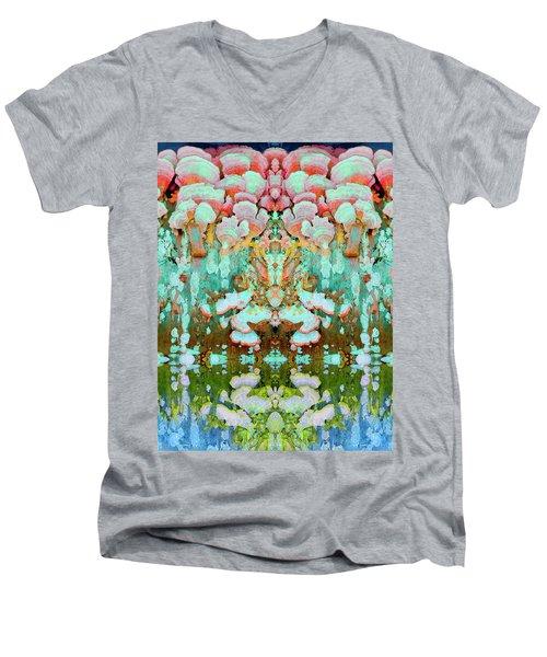 Mythic Throne Men's V-Neck T-Shirt