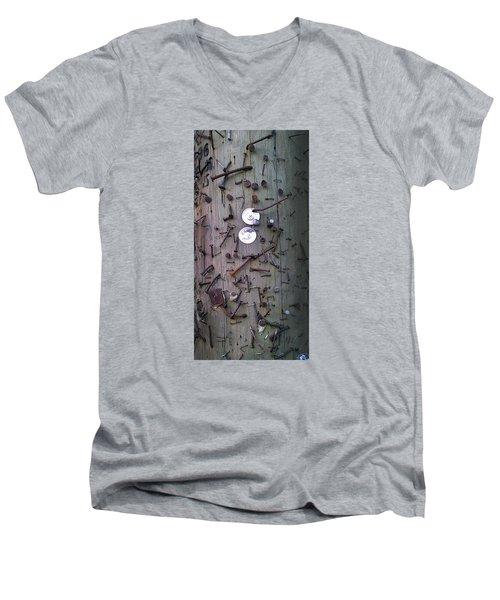 Nailed It Men's V-Neck T-Shirt