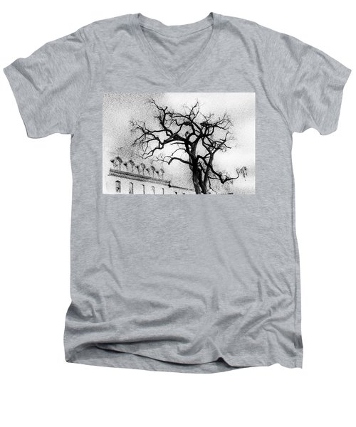 Naked Tree Men's V-Neck T-Shirt
