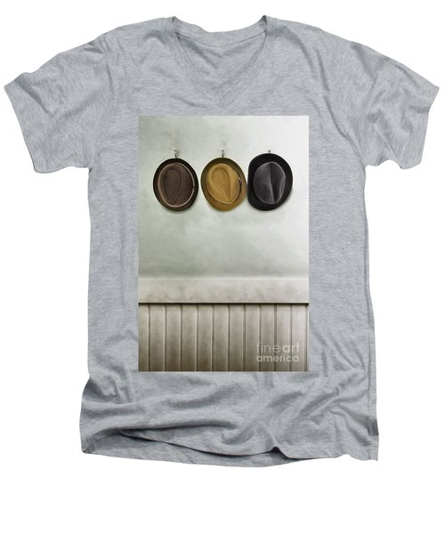 Narrative Men's V-Neck T-Shirt