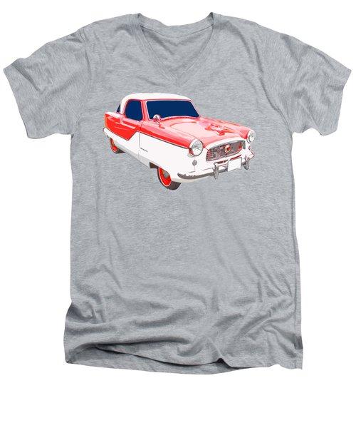 Nash Metropolitan Tee Men's V-Neck T-Shirt
