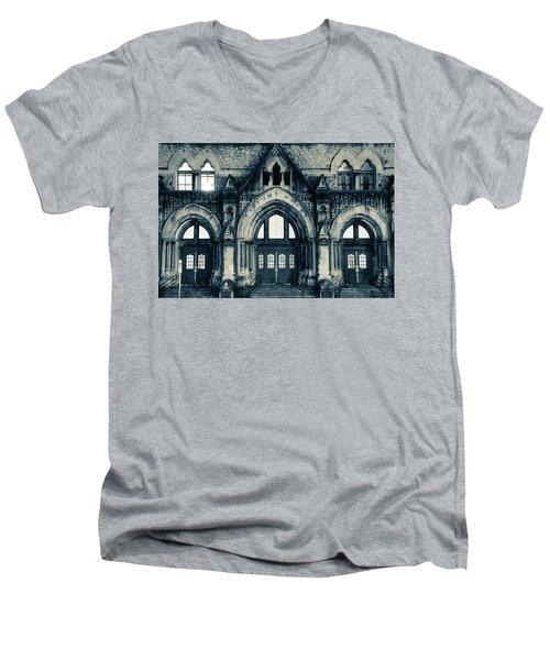 Nashville Customs House Men's V-Neck T-Shirt