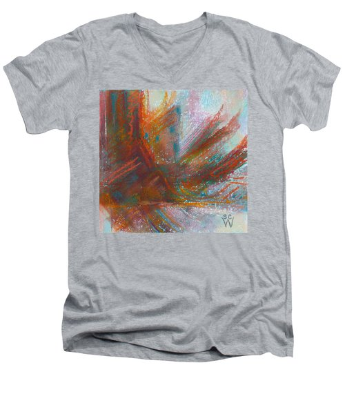 Native Dancer Men's V-Neck T-Shirt