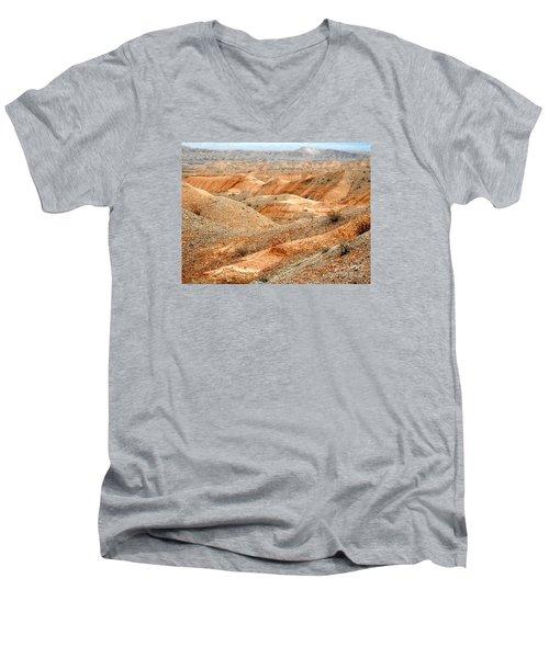 Naturally Blond Men's V-Neck T-Shirt