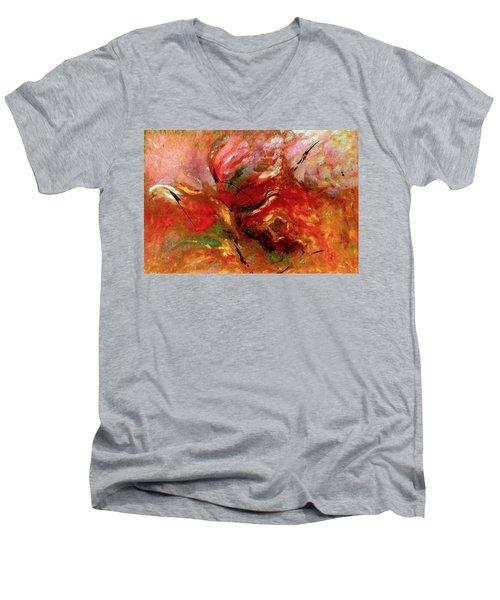 Nature Spirits Men's V-Neck T-Shirt