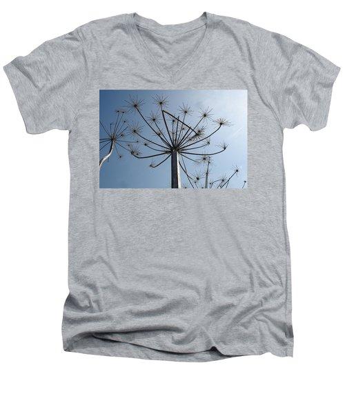 Natures Carnival Men's V-Neck T-Shirt