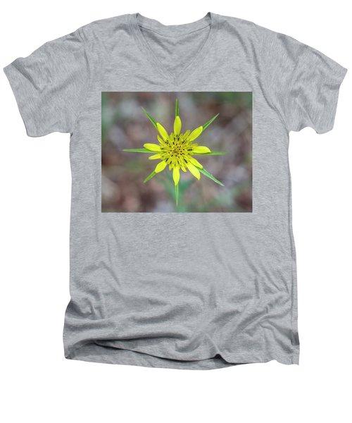 Nature's Compass Men's V-Neck T-Shirt