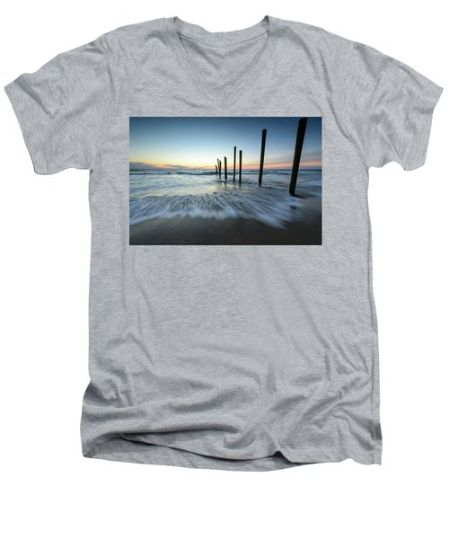 Nautical Mystique Men's V-Neck T-Shirt