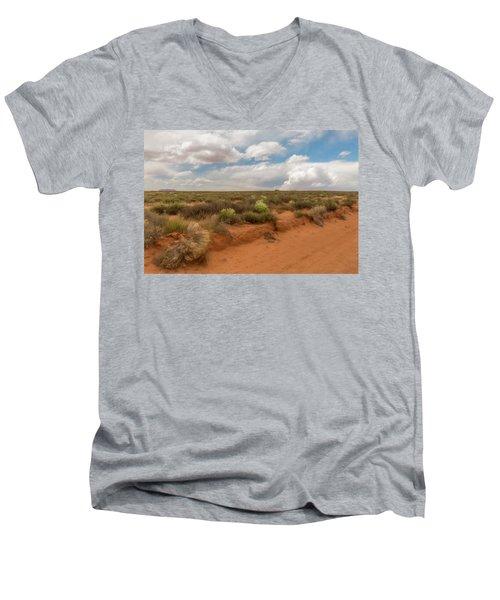 Navajo Reservation Men's V-Neck T-Shirt