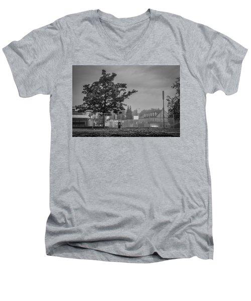 Nearly All Gone Men's V-Neck T-Shirt